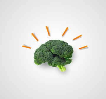 Leafy Greens and your Brain