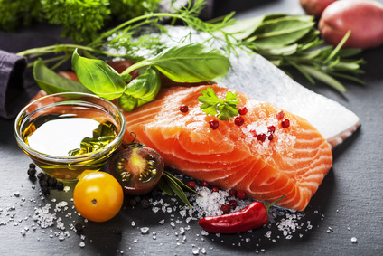 Salmon for a healthy heart