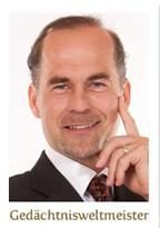 Gedächtnisweltmeister Dr. Karsten