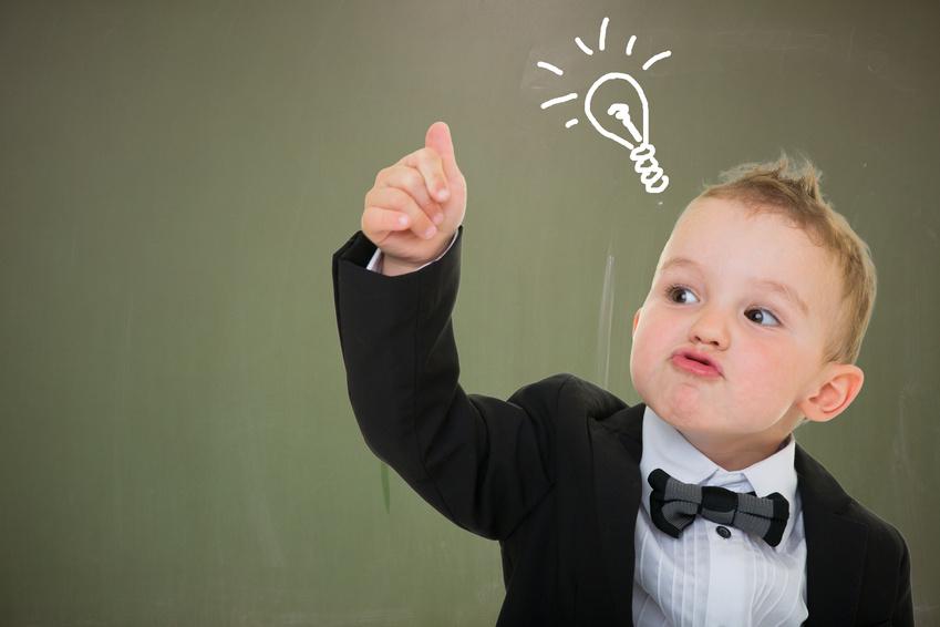 Hochbegabtentest - ist Ihr Kind �berdurchschnittlich begabt?