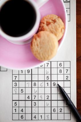 Sudoku bedingt wirksam