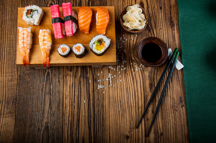 Sushi: food for your brain