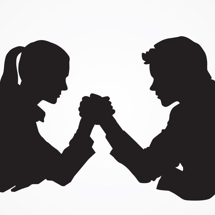 Linkshänder besitzen Vorteile im körperlichen Wettstreit