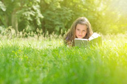 Grünflächen sind wichtig für die kindliche Entwicklung