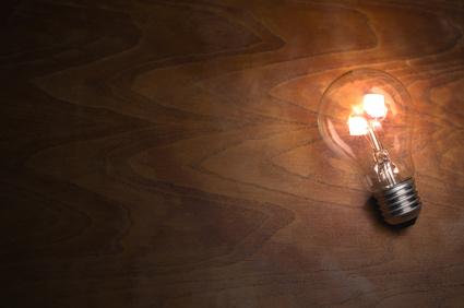 Ein Licht geht auf