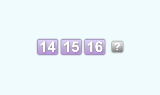 14 15 16 17