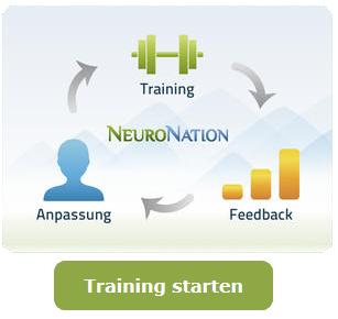 Training, Anpassung und Feedback