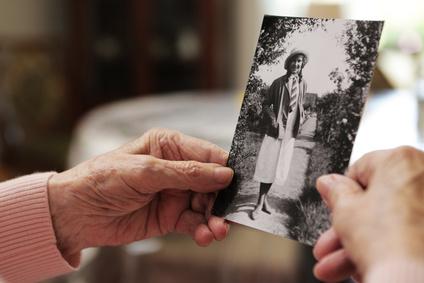 Das Erinnerungsvermögen ruft Erlebnisse aus dem Gedächtnis hervor