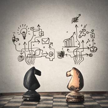 Strategiespiele fördern das strategische Denken