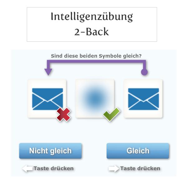 2-Back Übung